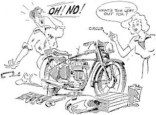 1930s Car Engine