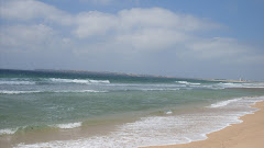 praia molhe leste