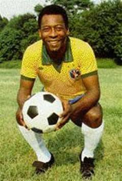 leyenda de futbol