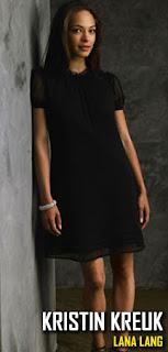 Kristin Kreuk casting smallville 2