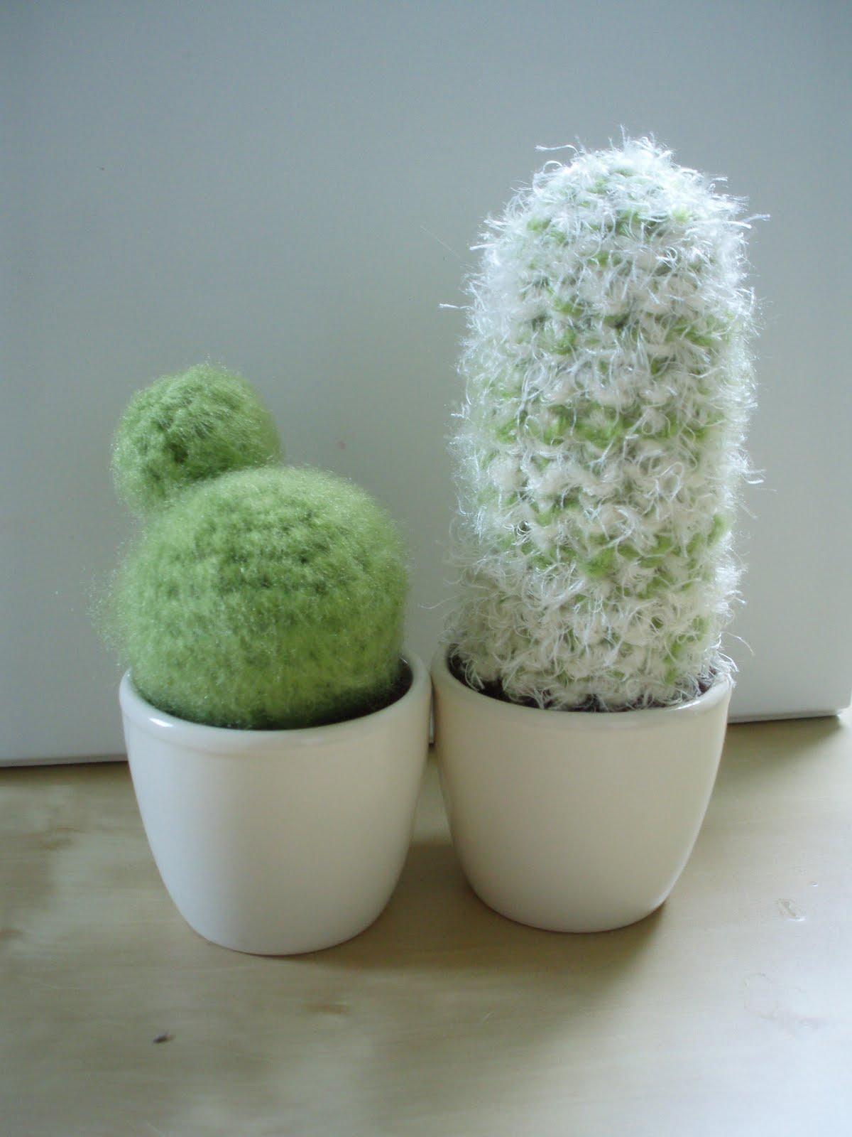A la Sascha: Patronen Amigurumi Cactus