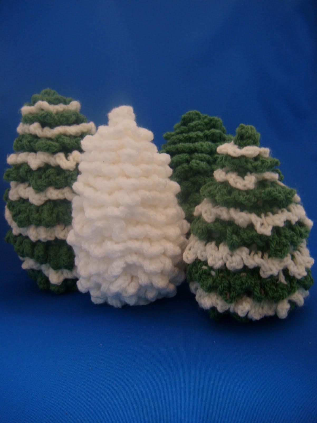 Amigurumi Christmas Tree Patterns : A la Sascha: Gratis amigurumi haakpatroon kerstboom