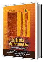 Biblia de Promesas Edición Juvenil