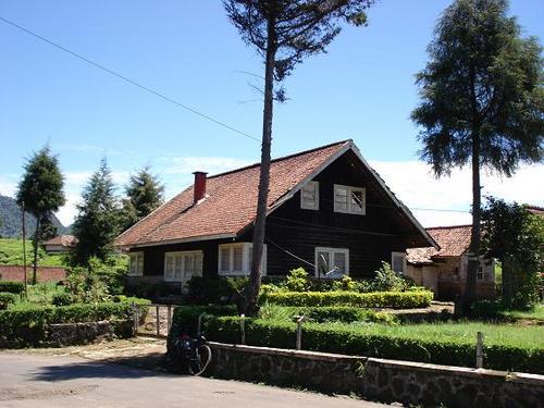 Villa Hitam,Talun,Pangalengan