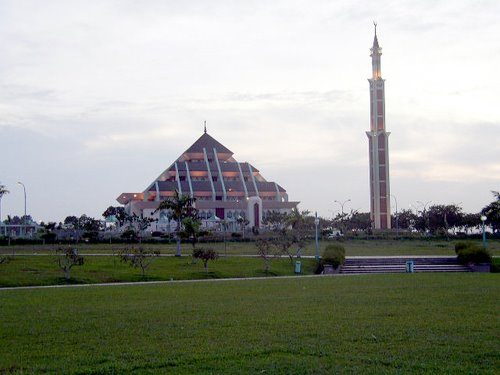 Great Masque of Batam Isalnd