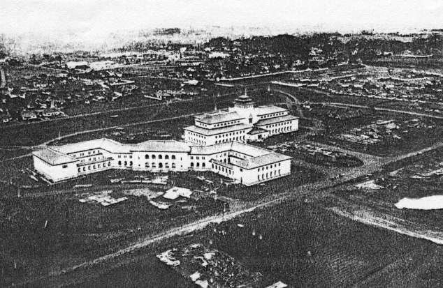 Dedung sate 1925