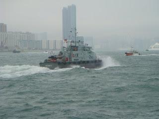 Shots of Kowloon Island Trip:Vibrant Sea @ Kowloon
