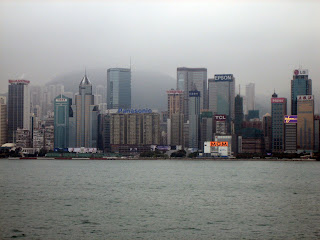 Vibrant Sea Line of Hong Kong:Hub @ South China Sea