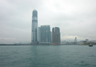 Vibrant Sea Line of Hong Kong:Giants @ South China Sea