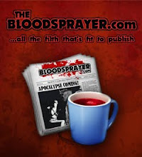 The Blood Sprayer -- home to the finest horror writing on the 'net!