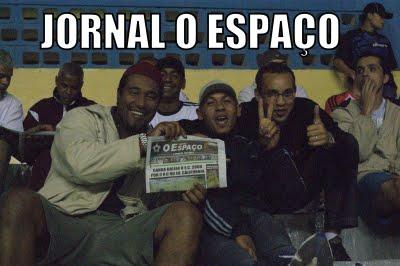 JORNAL O ESPAÇO (ESPORTE - NOTÍCIA)