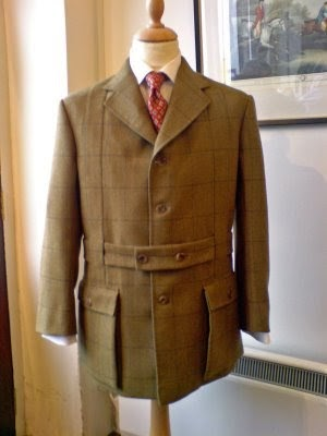 Steed 39 S View The Norfolk Jacket