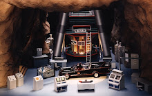 BATCAVE TOYROOM!!!