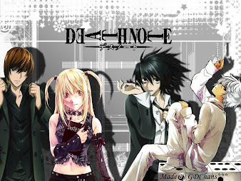 #10 Death Note Wallpaper
