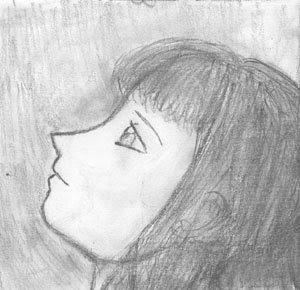 staring-girl
