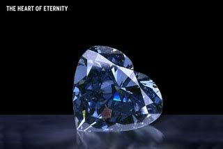 permata berlian hati keabadian