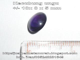 kecubung ungu gelap