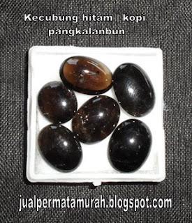 JUAL Batu Permata Kecubung Hitam Pangkalanbun ~ Jual Koleksi Batu ...