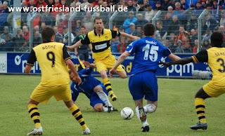 Ostfriesland Fussball 17 05 2008 Kickers Emden Borussia