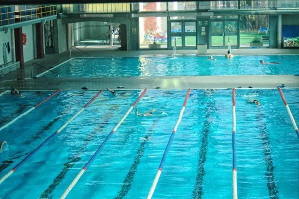 Tsaafd ies rosaleda 2010 2012 nataci n clase te rica for Piscinas desmontables profundas