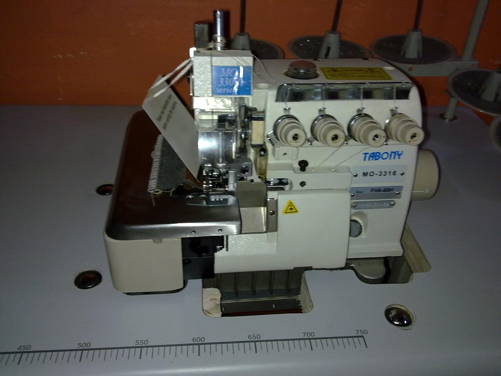 Maquinas de coser industriales: MAQUINAS DE COSER INDUSTRIALES