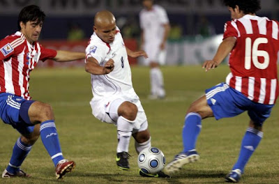 Chile ganó por 2-0 a Paraguay en Asunción en partido de ...