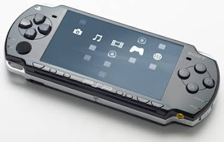 PSP Slim & Lite game