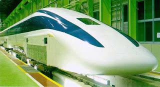 JR Tokai maglev railway