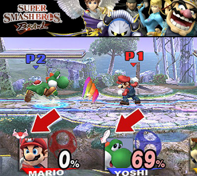 New Super Smash Bros Brawl in Japan