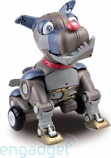 Wow dog robot image