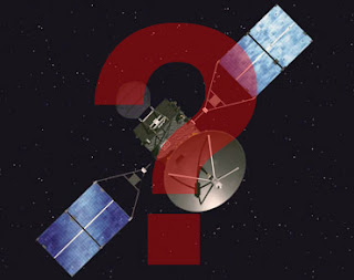 South Korea's lost satellite space