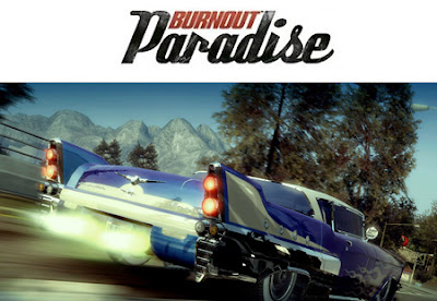 Burnout Paradise Xbox 360 PS3 image