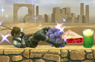Brawl snake slide