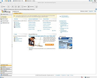 Microsoft Office Live Beta