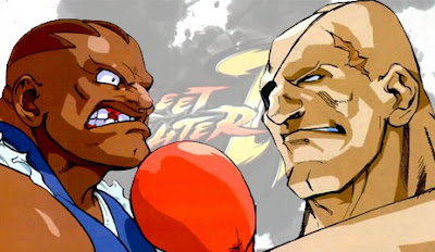 Street fighter balrog sagat sfiv characters