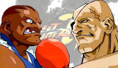 Street fighter balrog sagat sfiv characters