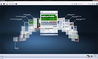 AT&T Pogo 3D Web Browser
