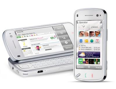 Nokia N97 Snapshot