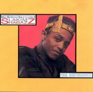 Lakim Shabazz - Pure Righteousness (1988)