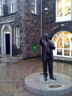 Joe Dolan Statue