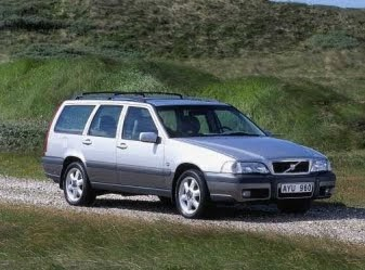 Volvo XC70 Cross Country Info Page: FIRST GENERATION V70 ...