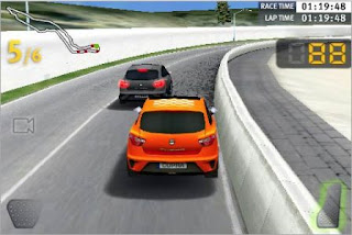 Seat Ibiza Cupra Race pour iphone