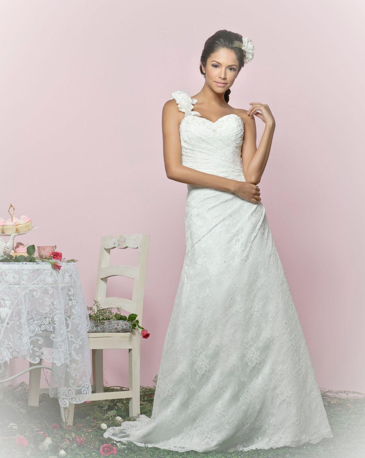 Charlotte Balbier - The Goddess of Bridal: September 2010