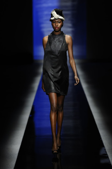 Sakina M'sa at Africa Fashion Week 2010_SDR