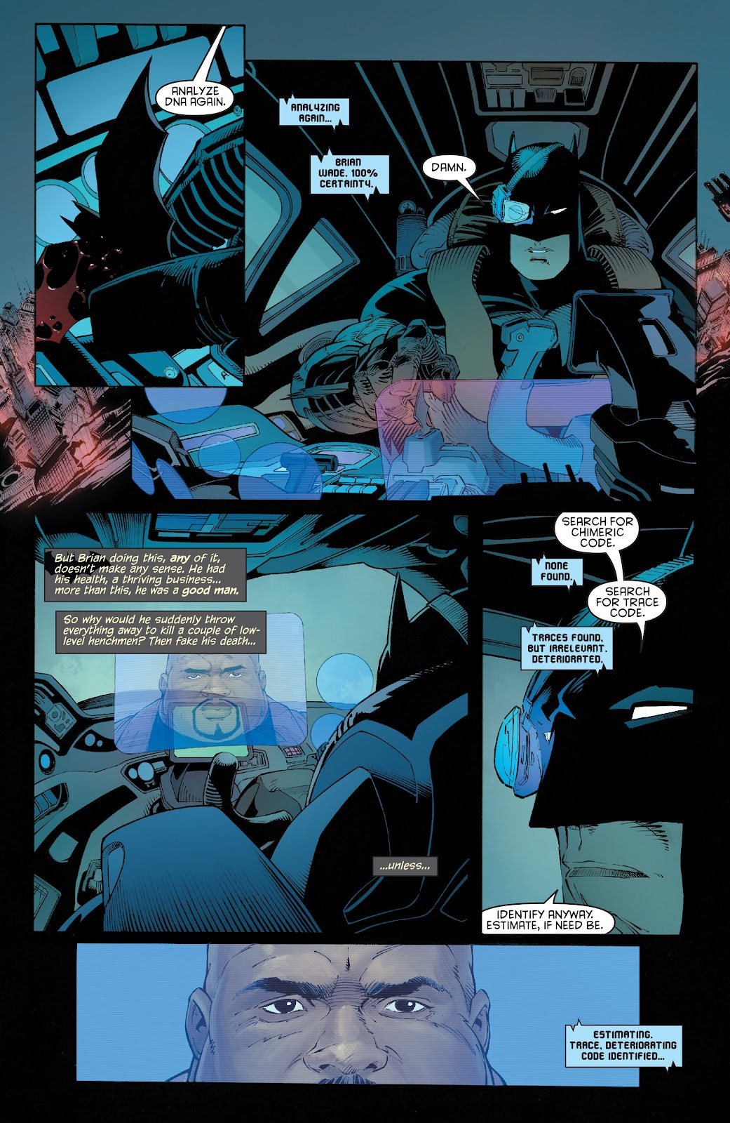 Batman (2011) Issue #19 #34 - English 17