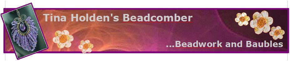 Tina Holden - Beadcomber Bead Bytes