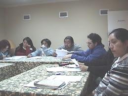 Reunión de trabajo y coordinación