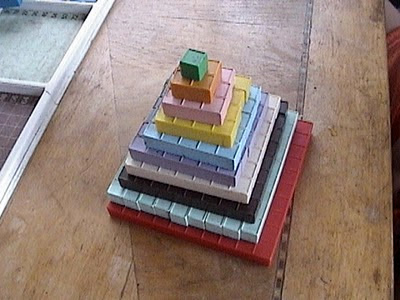 base ten blocks, math fun, mortensen math manipulatives