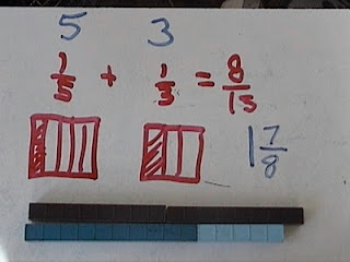 fractions story problems