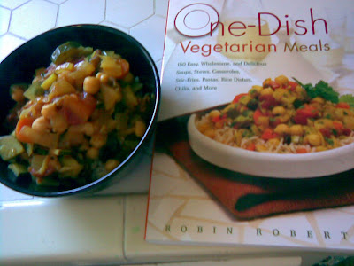 Picture of One Dish Vegetarian Meals
